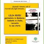 lilia bicec fiemme 150x150 Cavalese, presentazione del libro Poema del Trentino