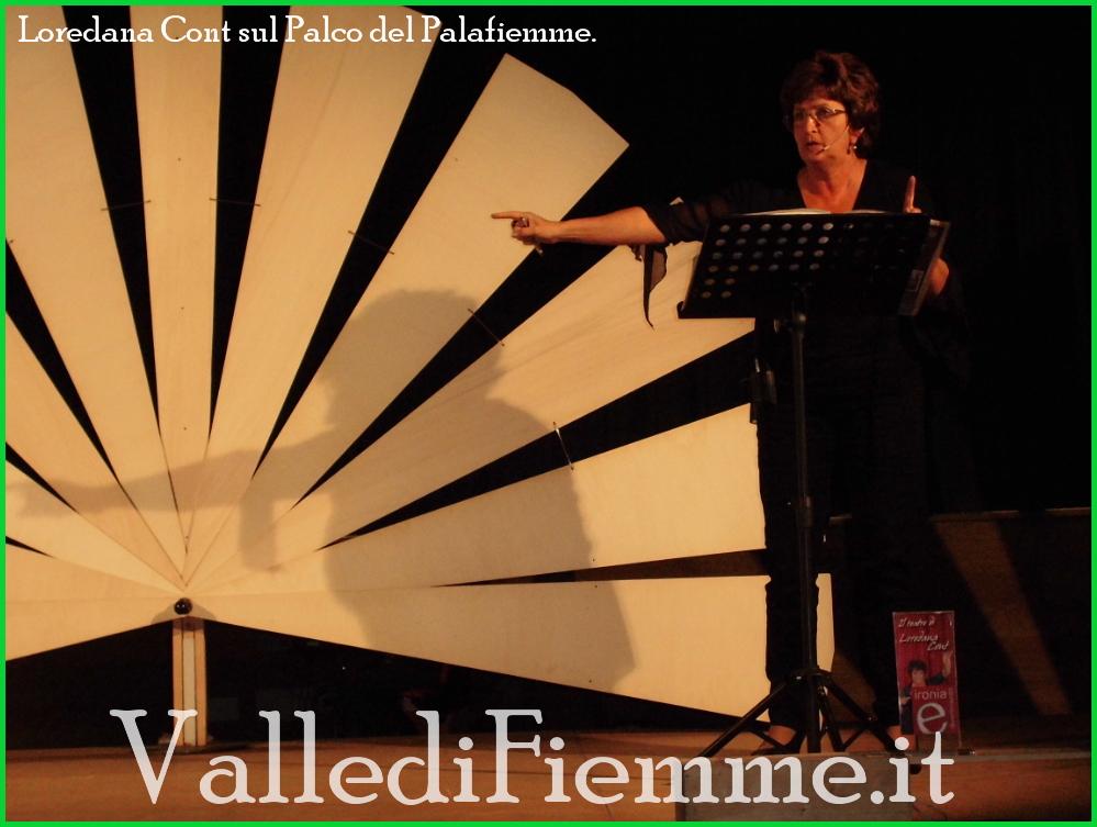 loredana cont a cavalese fiemme  Cavalese, Festa dellAnziano 2013