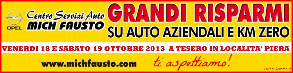 mich fausto tesero officina carrozzeria fiemme1 Predazzo, è tutto pronto per lOktoberfest 2013