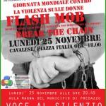 flash mob cavalese violenza donne 150x150 Il corpo del musicista a Baita Premessaria   Paneveggio