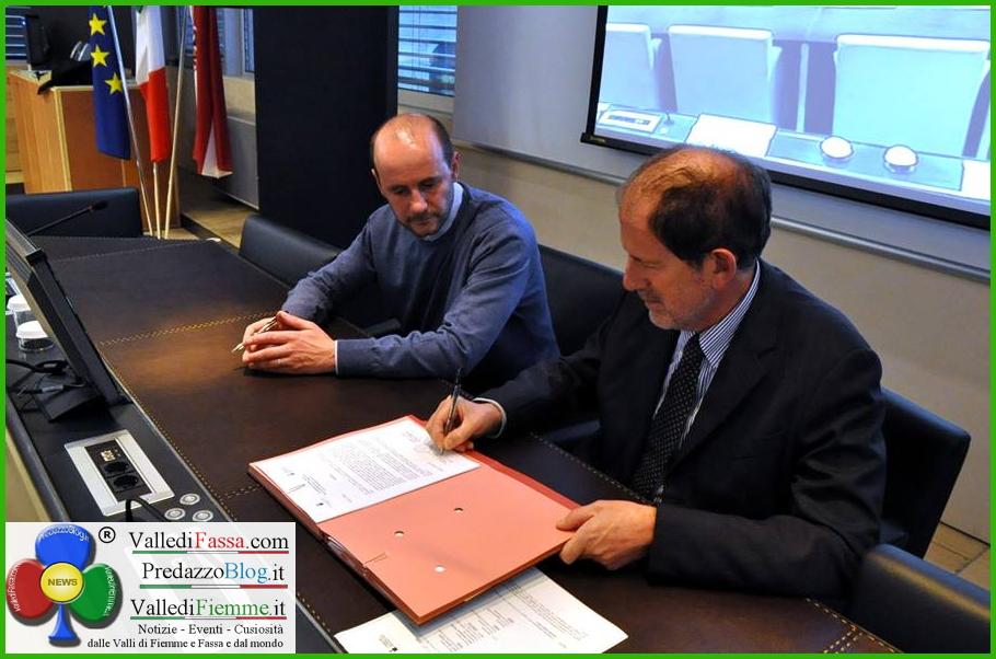 paride gianmoena presidente consorzio comuni trentini Paride Gianmoena, sindaco di Varena, eletto presidente del Consorzio Comuni Trentini