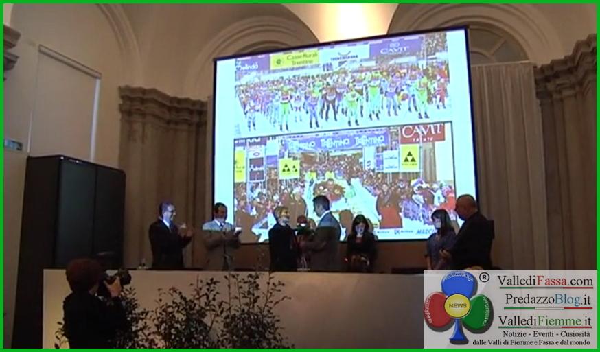 presentazione fiemme 2014 a milano Presentati a Milano i Mondiali 2014 di Sci nordico jr.&U23 in Val di Fiemme