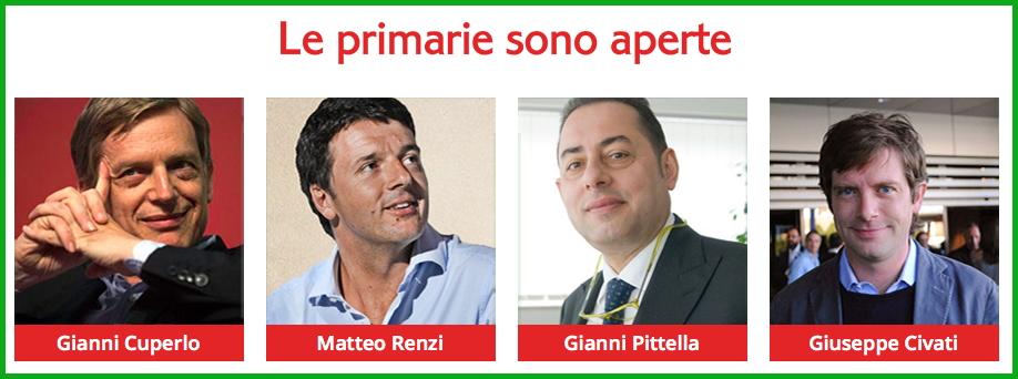primarie pd Primarie del Partito democratico del Trentino, i risultati di Fiemme, Fassa e Cembra