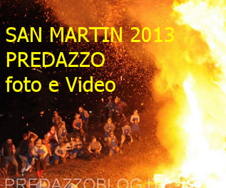 San Martin 2013 Predazzo foto e video