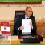 ugo rossi presidente provincia trento 150x150 Ugo Rossi vince le primarie del Trentino   I risultati