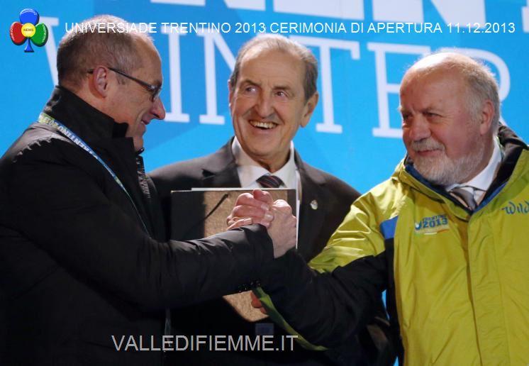 Universiade Trentino 2013 12 Universiade Trentino 2013, Cerimonia di Apertura tra storia e modernità