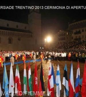 Universiade Trentino 2013 2