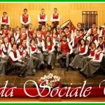 banda sociale tesero fiemme 150x150 Cavalese, concerto della Banda Sociale