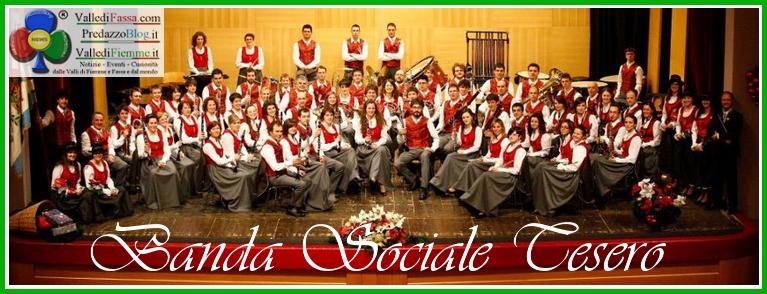 banda sociale tesero fiemme Banda Sociale di Tesero in concerto a Natale e Capodanno   video trailer