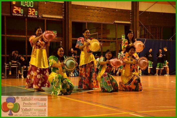 basket fiemme filippine1 Cavalese, Basket e beneficenza pro emergenza umanitaria nelle Filippine
