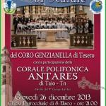 """concerto genzianella tesero corale antares 150x150 Il racconto dellemigrazione teserana """"Donca, del 1923 nè caminà da Tiezer 23..."""""""