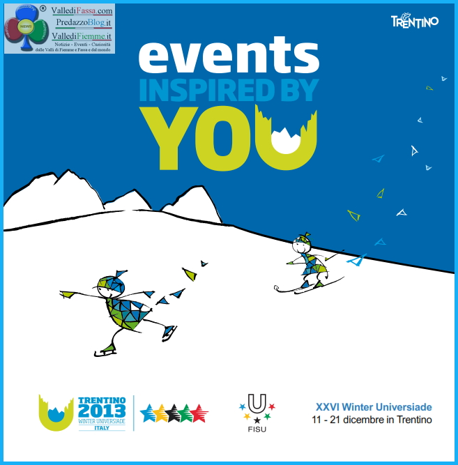 programma eventi universiadi trentino 2013 winter universiade italy fiemme Universiade Trentino 2013, Cerimonia di Apertura tra storia e modernità