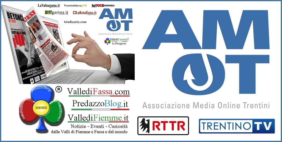 amot trentino fiemme fassa predazzo fiemme in progress rttr VallediFiemme.it da oggi in rassegna stampa su RTTR con AMOT