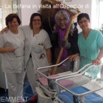 cavalese la befana in visita in ospedale di fiemme2 150x150 E tornata la Befana a Cavalese