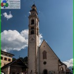chiesa di tesero fiemme 150x150 Tesero, Concerto di Natale con il Coro Genzianella e Corale di Taio