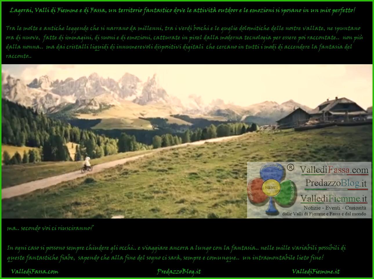 fiabe moderne by valle di fiemme it Se pedali... ti sposo!   La nuova leggenda delle Dolomiti del Trentino
