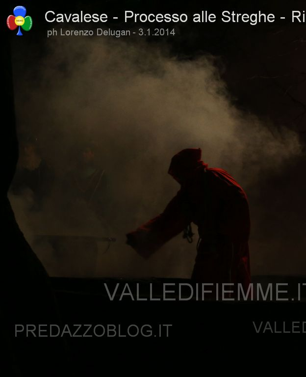 processo alle streghe cavalese fiemme 20141 Processo alle Streghe, 2 gennaio 2017 a Cavalese