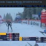 tour de ski 2014 fiemme cermis world cup ladies 5.1.201441 150x150 Tour de Ski, Johaug e Duerr trionfano alla Final Climb Cermis   phst live