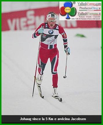 tour de ski fiemme 2014 therese johaug Tour de Ski in Valle di Fiemme oggi a Petter Nortug e Therese Johaug
