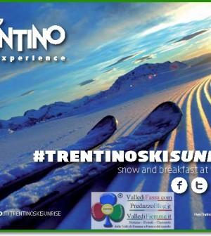 trentino ski sunrise 1