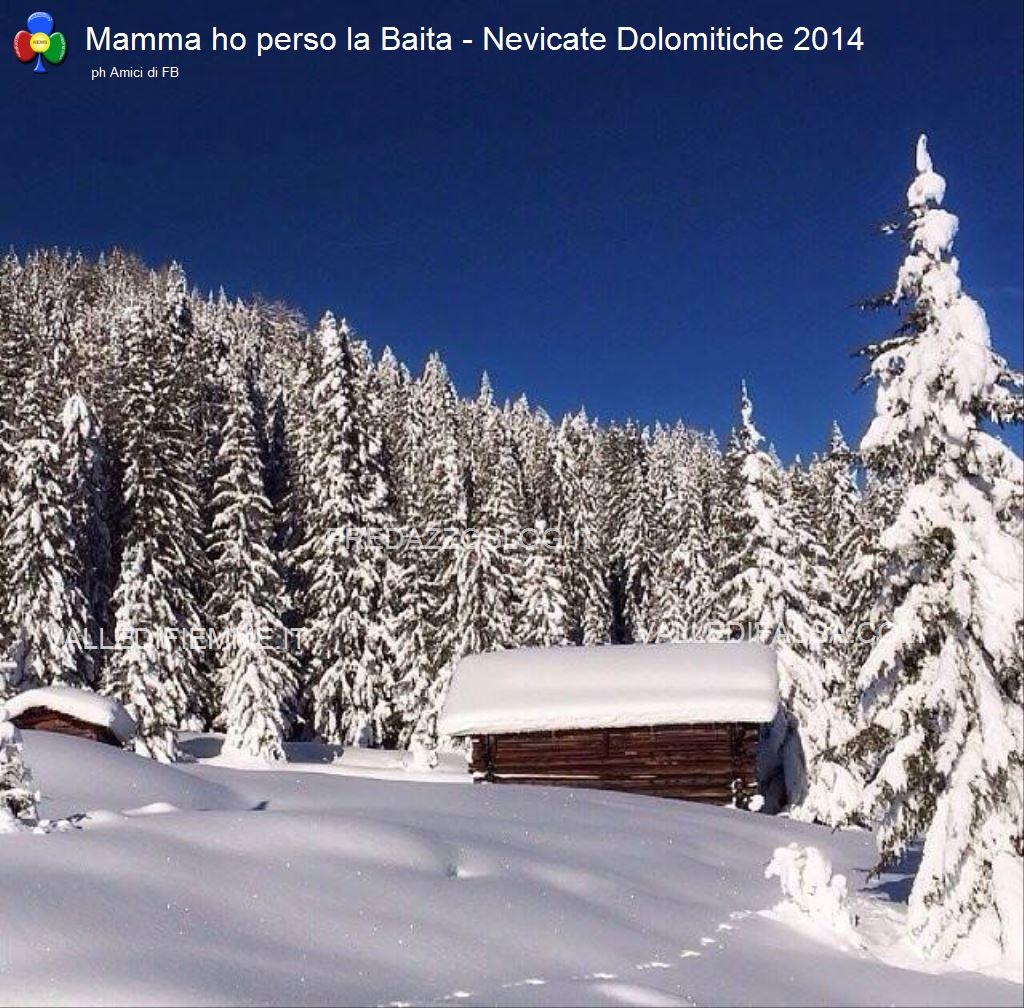 Mamma ho perso la baita nevicate 2014 baite innevate for Disegni di baite