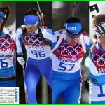 sochi 2014 biathlon 150x150 Dorothea Wierer centra il secondo oro nel biathlon a Ruhpolding