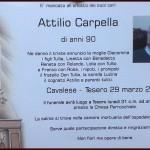carpella attilio tesero 150x150 Tesero, è deceduto don Augusto Covi