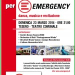 serata emergency tesero fiemme 150x150 Emergency, due nuovi appuntamenti in Valle di Fiemme
