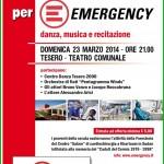serata emergency tesero fiemme 150x150 Tesero 15 marzo, Serata per Emergency