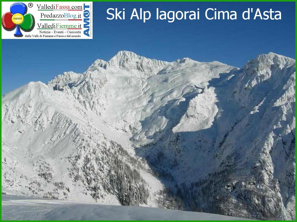 ski alp lagorai cima dasta 1 24° Lagorai Cima dAsta domenica 9 marzo