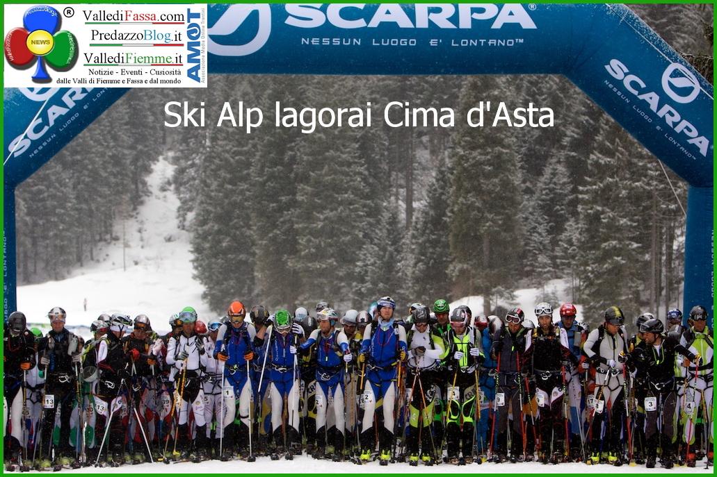 ski alp lagorai cima dasta 24° Lagorai Cima dAsta domenica 9 marzo