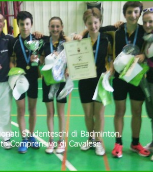 Campionati Studenteschi di Badminton.