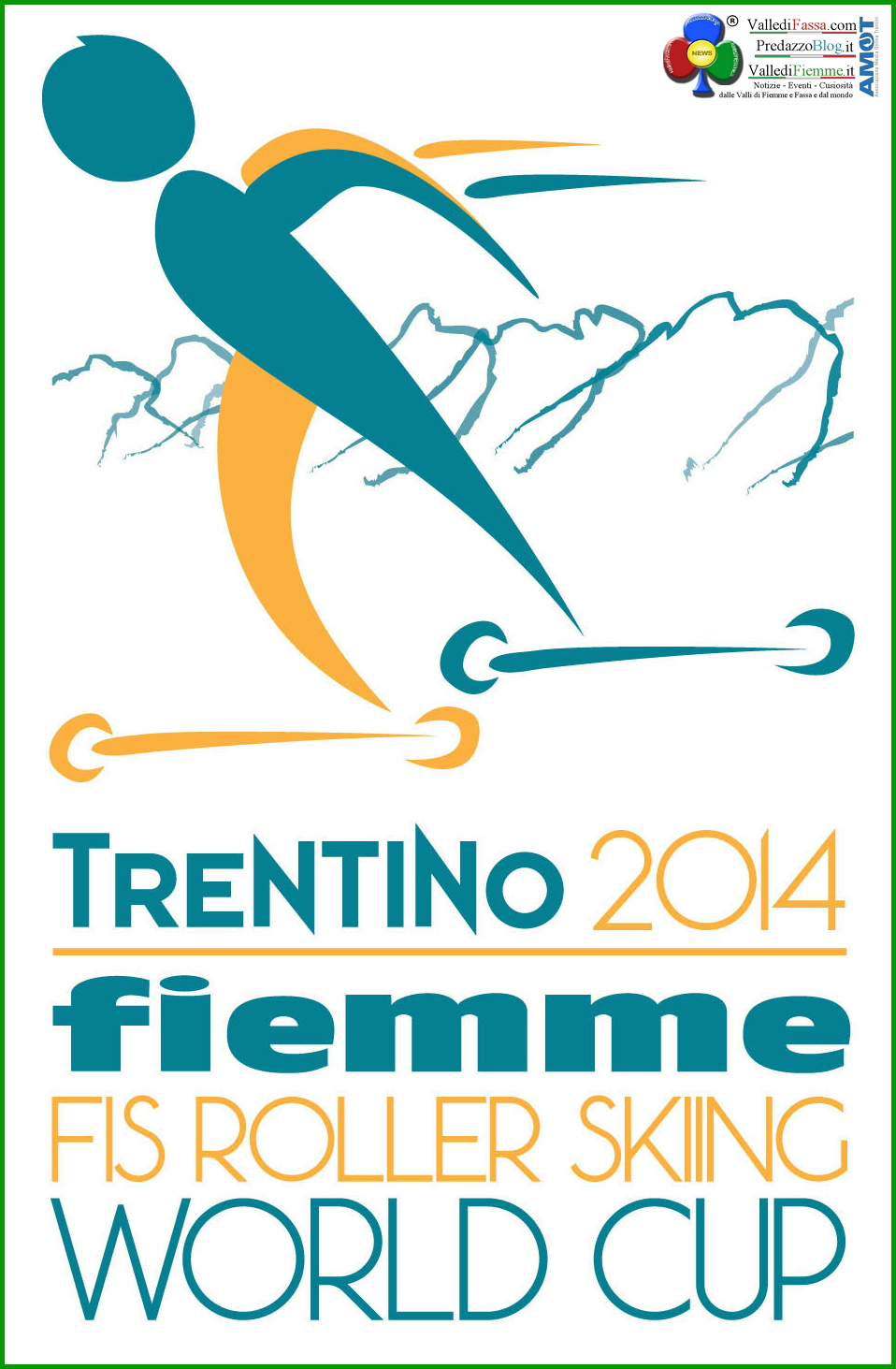 fiemme roller skiing 2014 world cup  Roller Ski World Cup 2014 in Valle di Fiemme