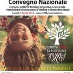 """locandinaFAMIGLIAweb 150x150 Cavalese, concluso il progetto """"I genitori crescono.. lungo il cammino con i figli"""""""