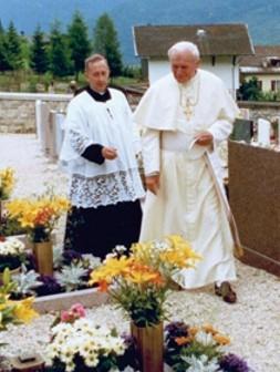 Karol Wojtyla a Stava