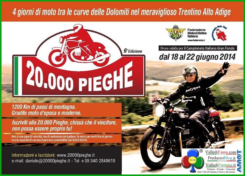20000 pieghe in val di fiemme 2014 20.000 Pieghe in Valle di Fiemme
