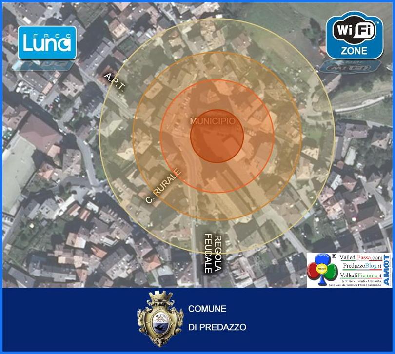 Free Luna Trentino Network predazzo Guida alla connessione gratuita FreeLuna di Trentino Network