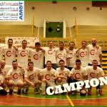 calcio a 5 latemar fiemme campioni 150x150 Latemar C5: prima vittoria in casa. 5 a 2 al San Patrignano