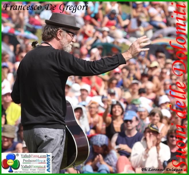 francesco degregori cantante suoni delle dolomiti Suoni delle Dolomiti 2016, il programma