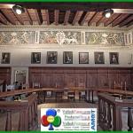sala palazzo magnifica comunita di fiemme 150x150 Cavalese, premiazione del Concorso Il Carro delle Muse