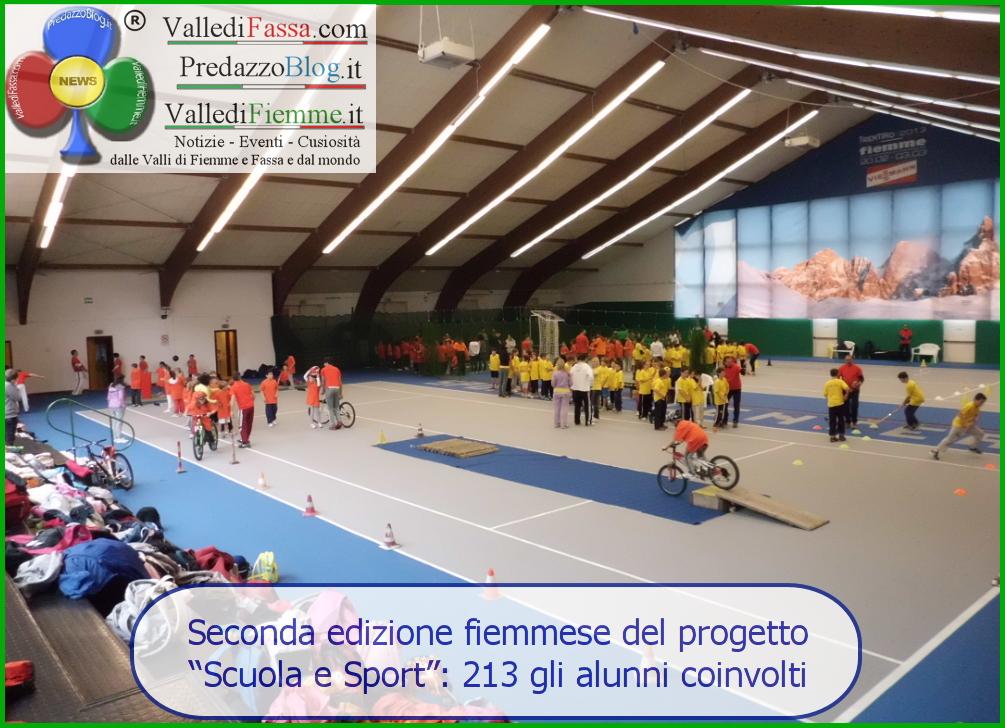 scuola sport fiemme Commissione Sport per creare rete tra le associazioni