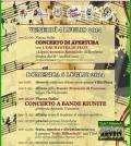 72 concertone bande fiemme ziano 2014