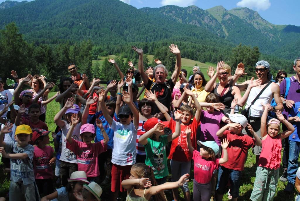 Armando Traverso e le settimane della famiglia Fiemme 1024x687 Il programma delle Settimane della Famiglia in Val di Fiemme