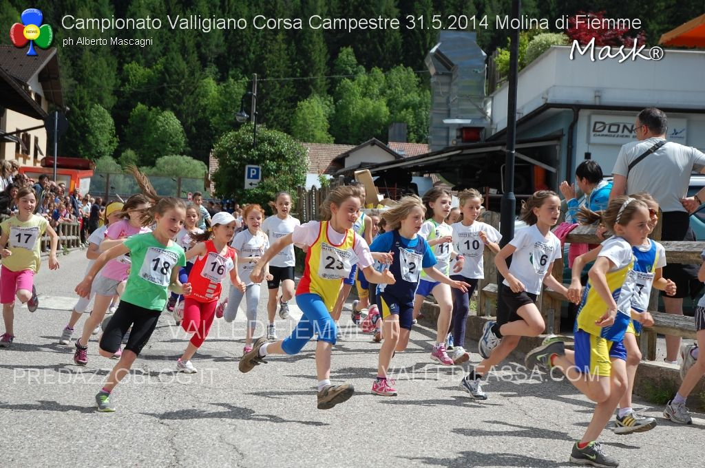 1° Prova Campionato Valligiano Corsa Campestre 2015 @ Struttura ex bocce | Castello di Fiemme | Trentino-Alto Adige | Italia