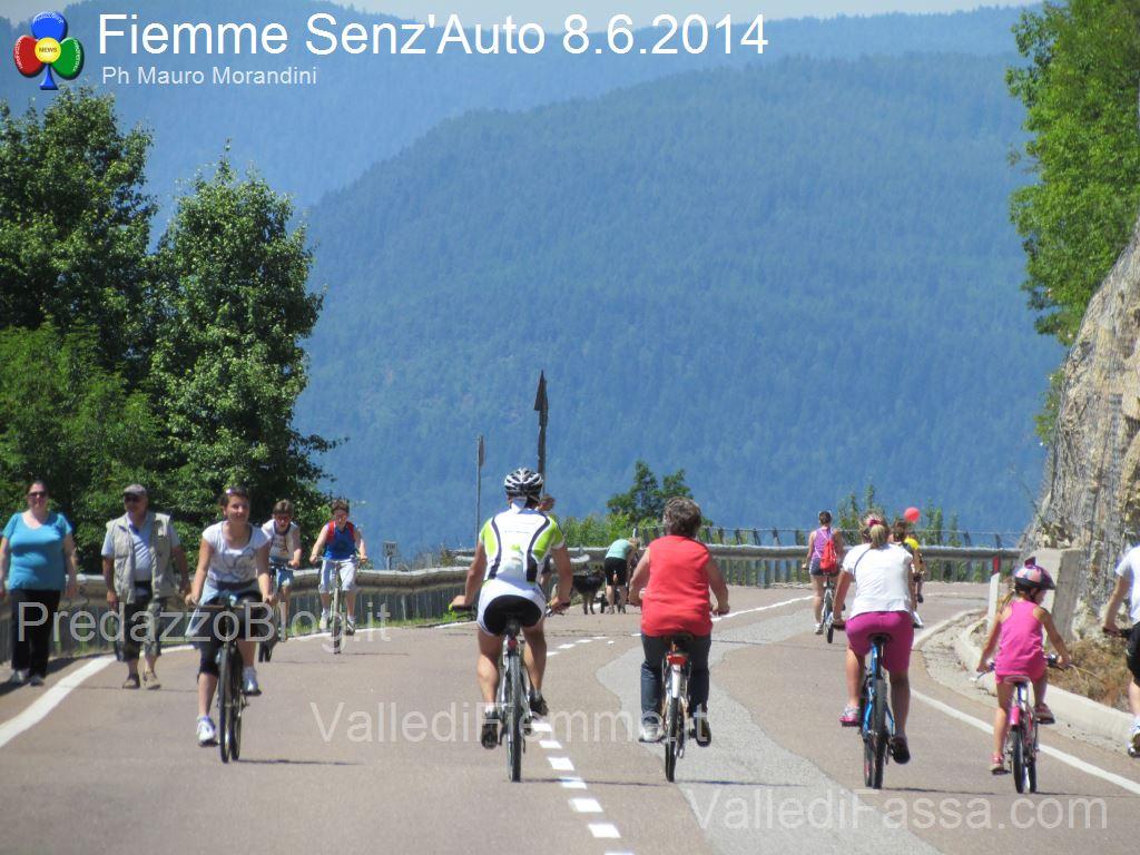fiemme senz auto 8.6.2014 ph predazzo blog111 Tutti in bici Domenica 9 giugno per i 10 anni di Fiemme Senz'Auto
