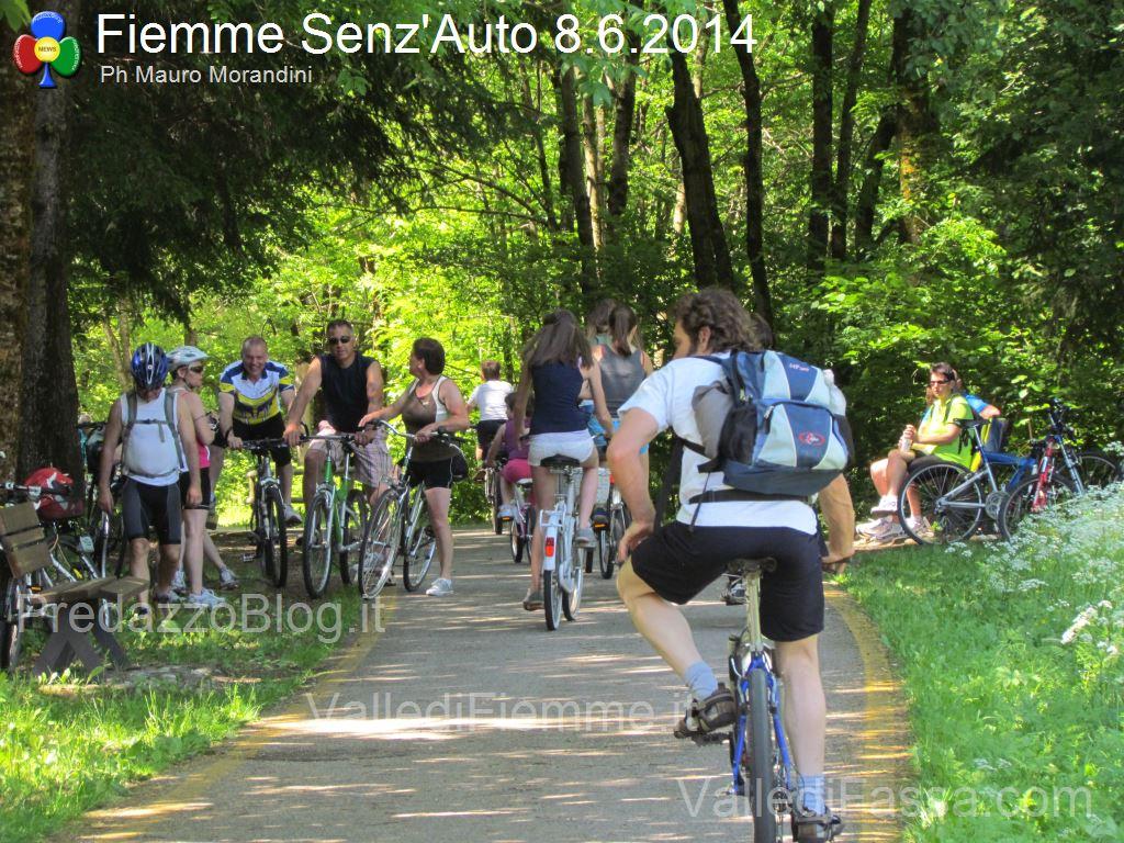 fiemme senz auto 8.6.2014 ph predazzo blog41 Tutti in bici Domenica 9 giugno per i 10 anni di Fiemme Senz'Auto