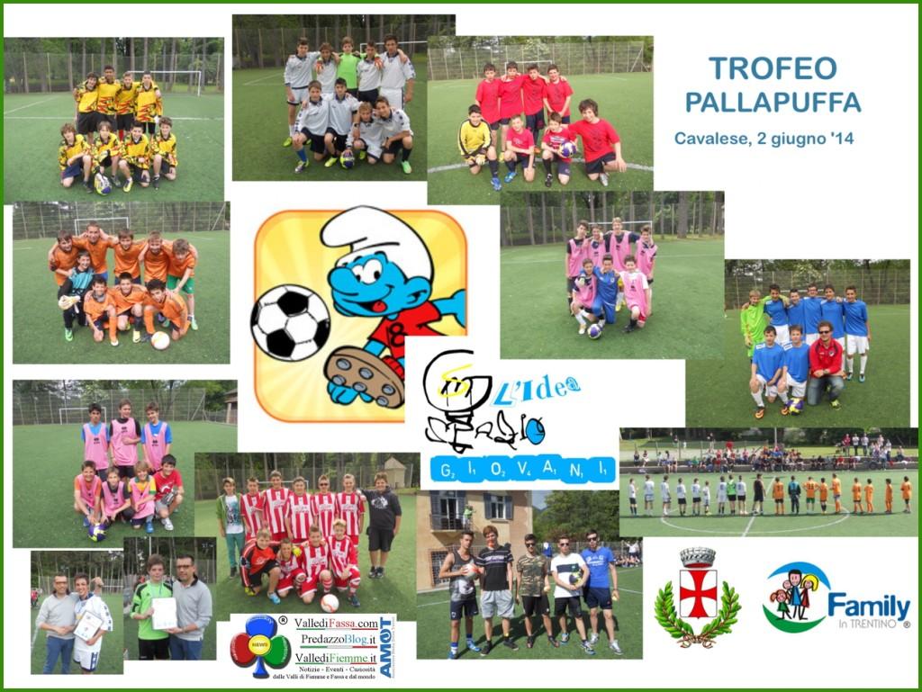 pallapuffa 2014 foto gruppi fiemme 1024x769 Trofeo Pallapuffa e Pallapuffetta 2015