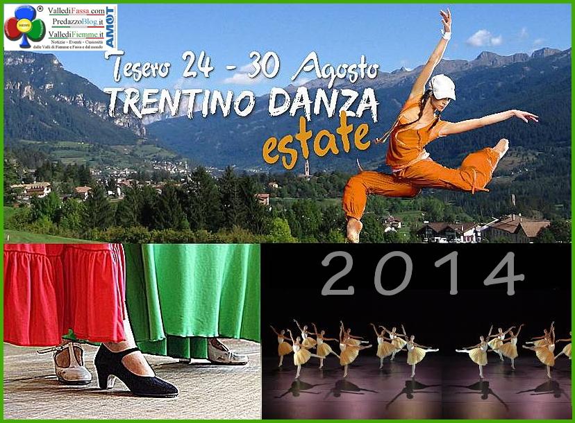trentino danza estate tesero Trentino Danza Estate 2014 Valle di Fiemme 24   30 agosto