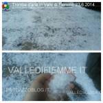 tromba daria 23.6.2014 in valle di fiemme ziano masi1 150x150 Trombe daria in Valle di Fiemme, danni a Ziano e Masi di Cavalese
