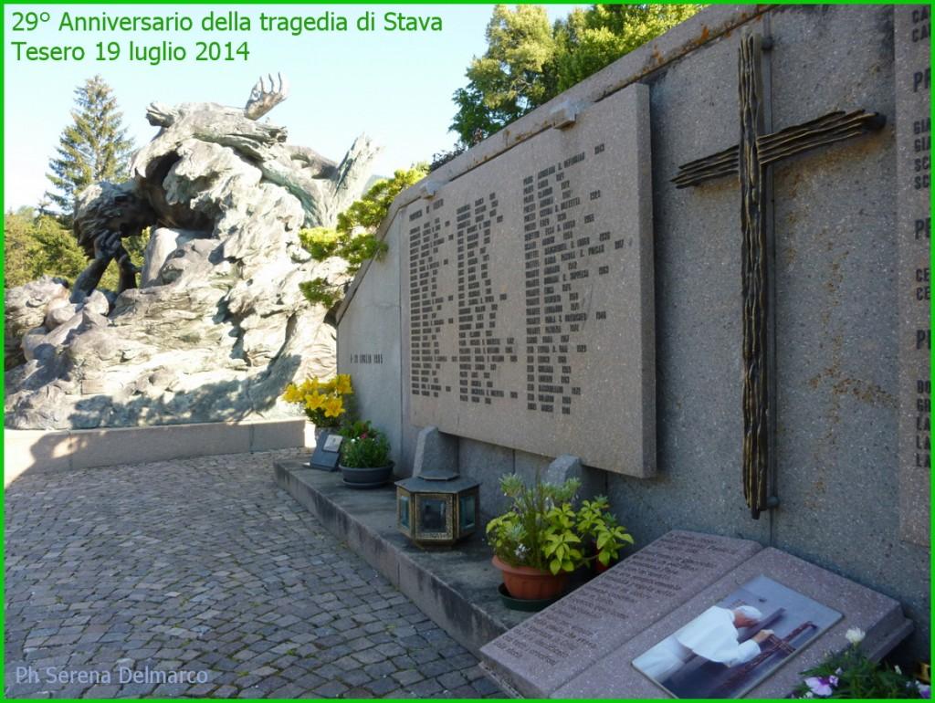 19 luglio 2014 tesero tragedia stava ph serena delmarco valle di fiemme 1024x770 19 luglio, 32°anniversario della catastrofe di Stava